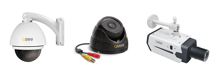 Камеры видеонаблюдения UControl