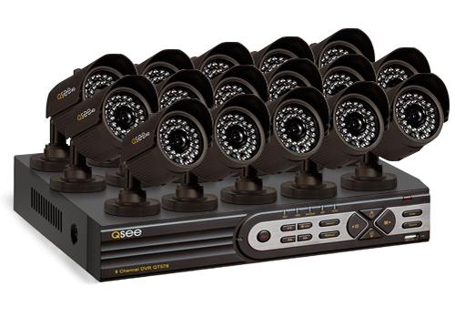Система видеонаблюдения UControl
